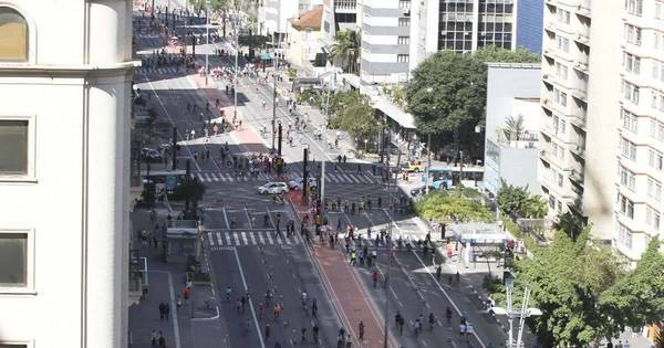 MP ameaça ir à Justiça contra fechamento da Paulista a partir deste ...