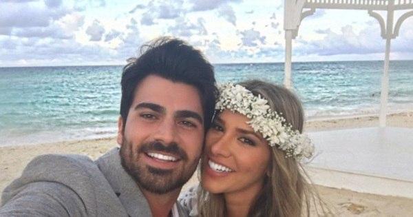 Ex-BBBs Adriana Sant'Anna e Rodrigão se casam na República ...