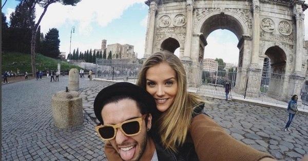 Ex- Malhação reaparece em viagem incrível para Roma - Fotos - R7 ...