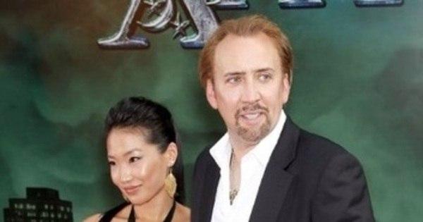 Nicolas Cage e Alice Kim se separam após 12 anos de casamento ...