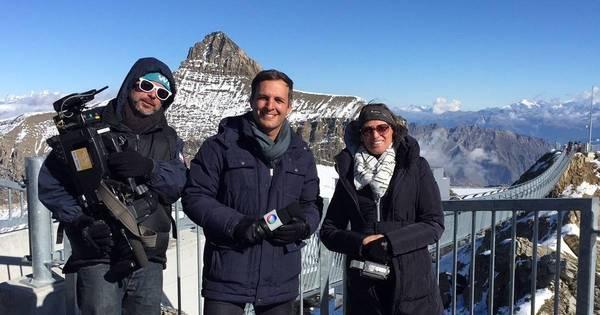 Jornal da Record estreia hoje série sobre a Suíça - Notícias - R7 ...