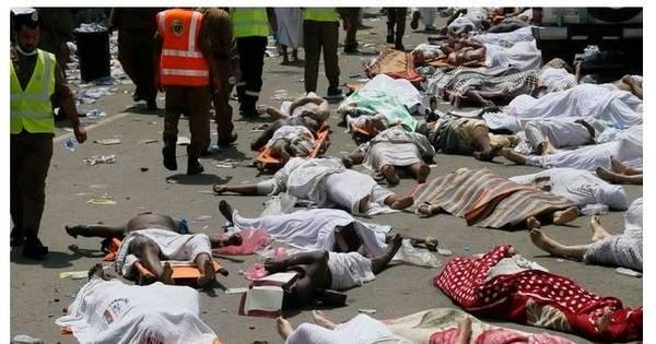Tragédia na Arábia Saudita: número de mortos em peregrinação a ...