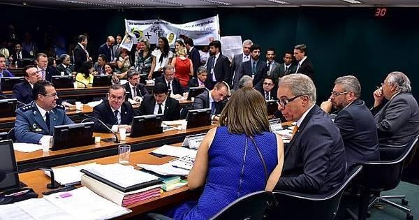 Comissão Especial da Câmara deve votar nesta quarta novo ...