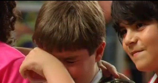 Entre a fofura e o choro: programas como MasterChef Júnior podem ...
