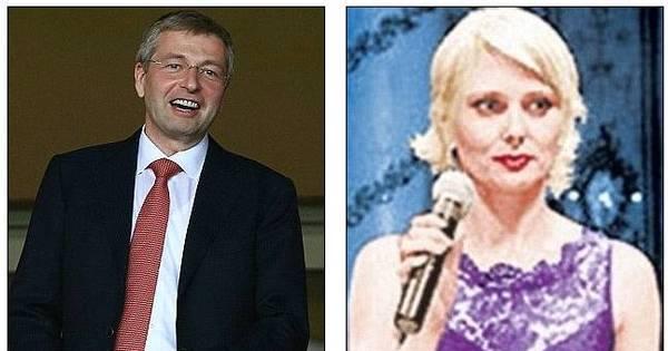 Mulher de bilionário russo vai receber fortuna de mais de R$ 17 ...