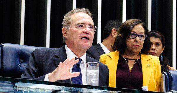 Renan convoca sessões do Congresso para amanhã e próxima ...