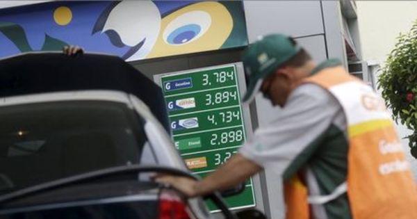 Em novembro, preço do combustível subiu 7,96%. Gasolina teve ...