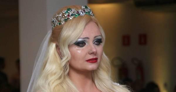 Casamento de Mulher Pera tem acusação de calote, ausência de ...