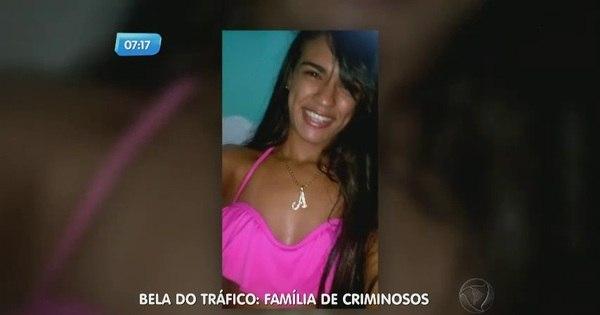 ' Morena do tráfico' é presa no Rio de Janeiro - Fotos - R7 Balanço ...