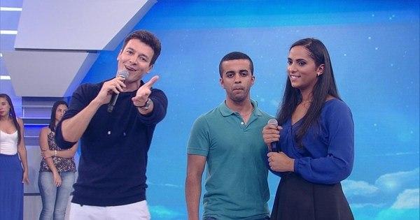 Te Quero de Volta: casal tenta reconciliação no palco do Hora do ...