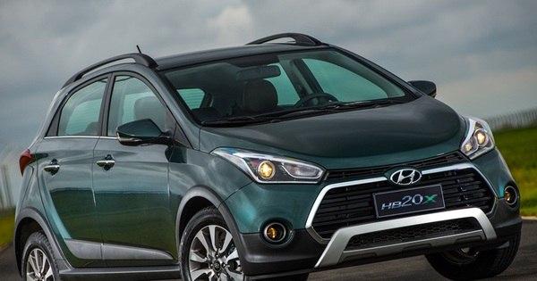 Hyundai lança novo HB20X a partir de R$ 55.395 - Fotos - R7 Carros