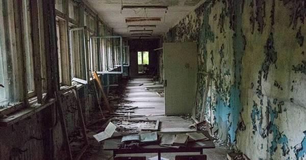 Trinta anos após tragédia em Chernobyl viajante passa 48h no local ...