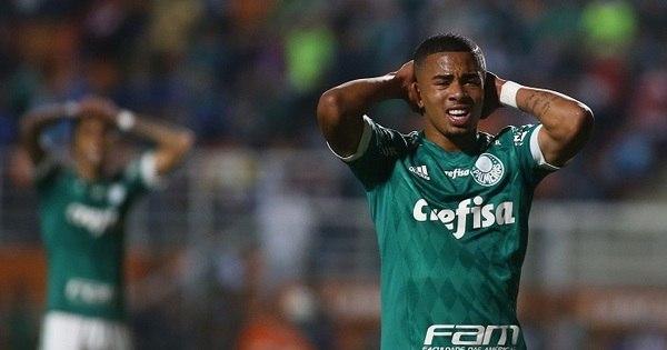 Palmeiras envia à Conmebol imagens com atos racistas contra ...