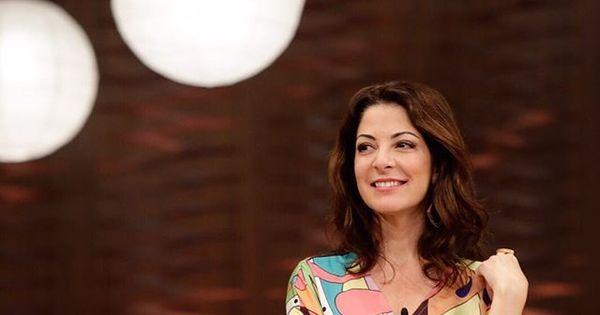 Ana Paula Padrão assume que não teria coragem de cozinhar para ...