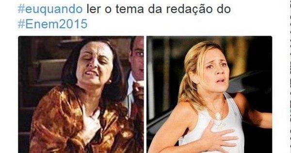 Redação do Enem já vira meme na internet. Confira - Fotos - R7 ...