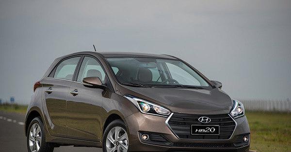 Hyundai HB20 traz muitas novidades para a linha 2016 - Fotos - R7 ...