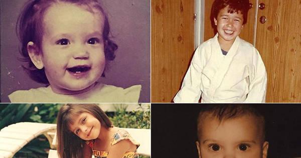 Eles cresceram! Veja fotos do elenco de Os Dez Mandamentos na ...