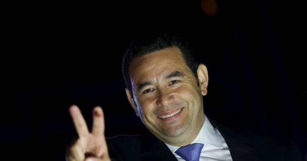 Comediante vence eleições na Guatemala - Notícias - R7 ...