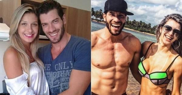 Mais novo casal fitness! Veja a transformação no visual dos ex ...