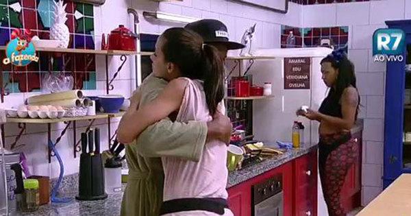 Carla Prata agradece Luka Ribeiro e volta a criticar Mara Maravilha ...