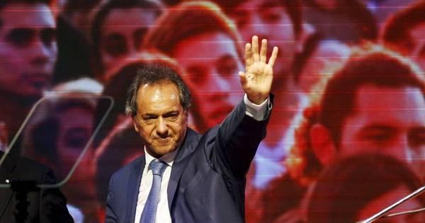 Com 95% das urnas apuradas, Scioli fica na fente, mas disputará ...