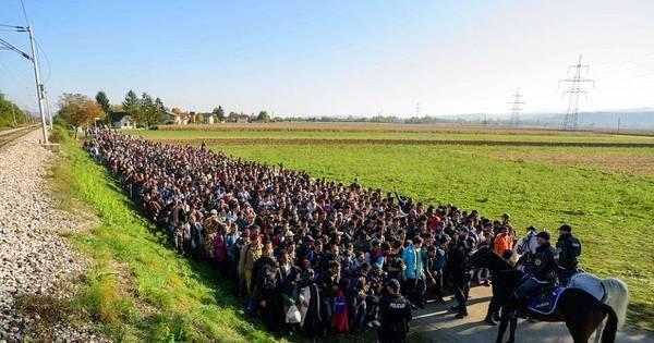 Drama de refugiados desafia a Europa e choca o mundo após ...