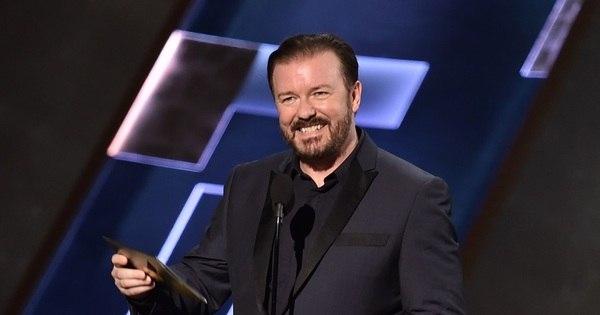 Comediante Ricky Gervais vai apresentar a cerimônia do Globo de ...