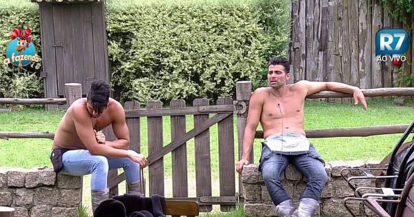 """""""Não tem o corpo perfeito"""", dispara João Paulo Mantovani sobre ..."""