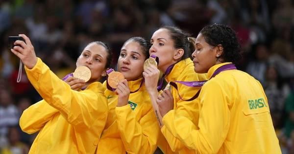 Brasil é apenas o 37º colocado na história no quadro de medalhas ...