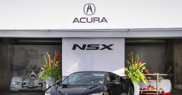 Novo Honda NSX: 579 cv e 307 km/h - Fotos - R7 Carros