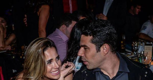 Sem a presença de Luciano, Wanessa Camargo rouba a cena em ...