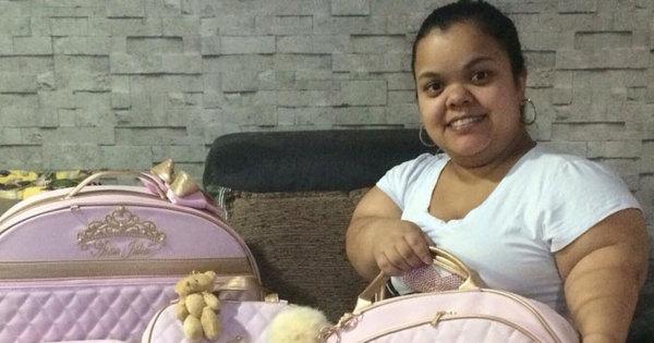 Aos sete meses, Juliana divulga o nome da bebê que aguarda e ...
