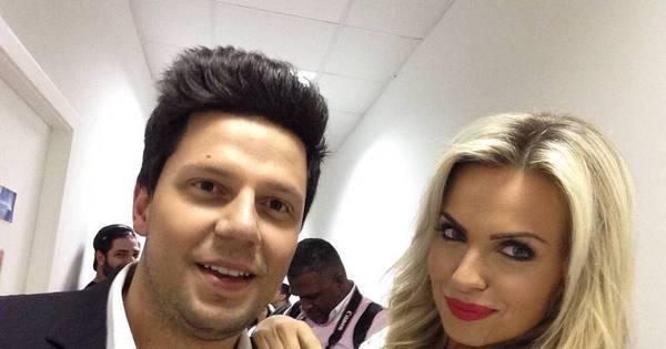 """Veridiana Freitas faz as pazes com Thiago Servo: """"É um cara de ..."""