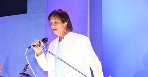 Roberto Carlos pode participar da cerimônia de abertura dos Jogos ...