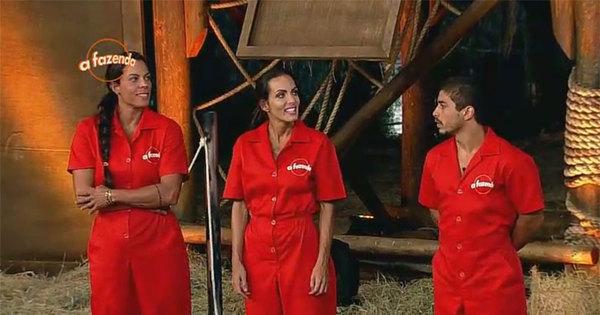 Douglas vence Prova do Fazendeiro; Rebeca e Carla estão na Roça