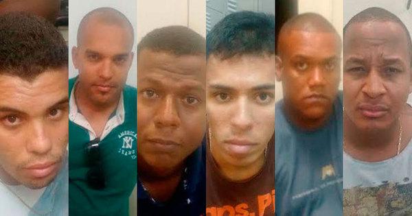 Quadrilha formada por policiais militares é desarticulada na Bahia ...
