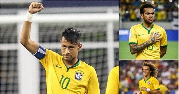 Veja os salários dos 23 convocados da seleção brasileira que ...