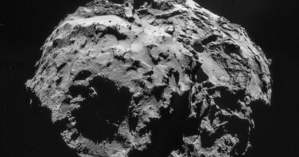 Descoberta surpreendente em cometa sugere origem diferente para ...