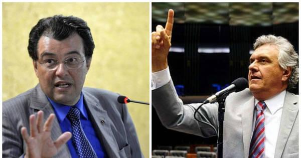 ' Bandido é vossa excelência': senador e ministro batem boca em ...