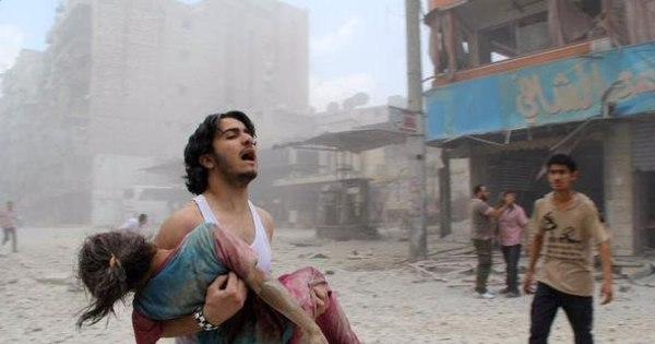 Em meio à guerra civil, campanha do governo sírio para incentivar ...