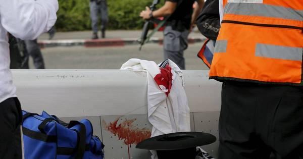 Palestinos voltam a atacar com facas em Jerusalém e Cisjordânia ...