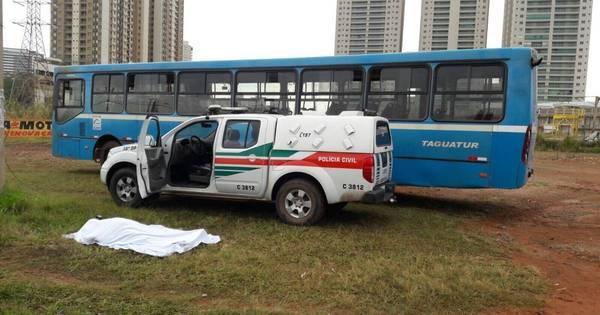 Motorista de ônibus no DF morre ao volante após infarto e ...