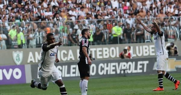 Corinthians passeia no Horto e vence 'final' contra Atlético-MG ...