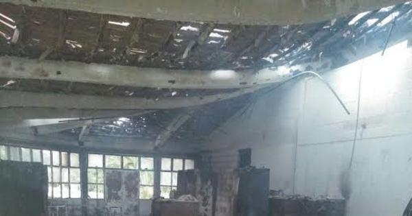 Incêndio destrói delegacia de Polícia Civil em Santa Luzia (MG ...