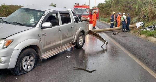 Acidentes de trânsito no feriadão de Finados deixam três pessoas ...
