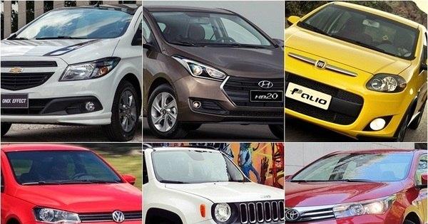 Onix lidera vendas em outubro e pode fechar 2015 à frente do Fiat ...