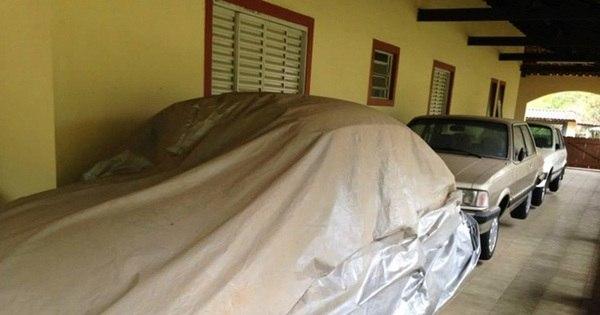 Caçador de carros raros encontra tesouro abandonado em chácara ...