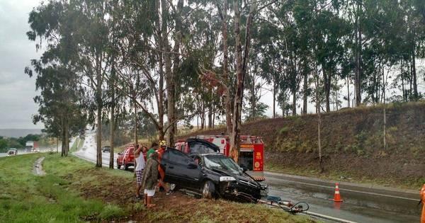 DF registra 21 acidentes com 23 feridos e 1 morte nas rodovias ...