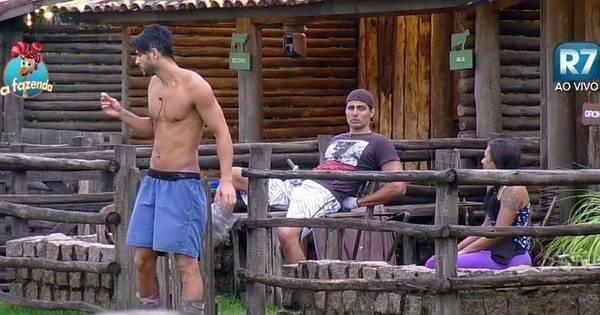Peões do grupo Machado já têm voto para próxima Roça. Descubra ...