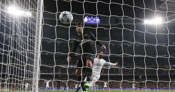 Real Madrid bate o PSG e se garante nas oitavas da Liga dos ...